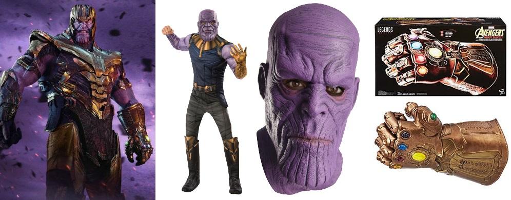 3. Disfraces de Thanos