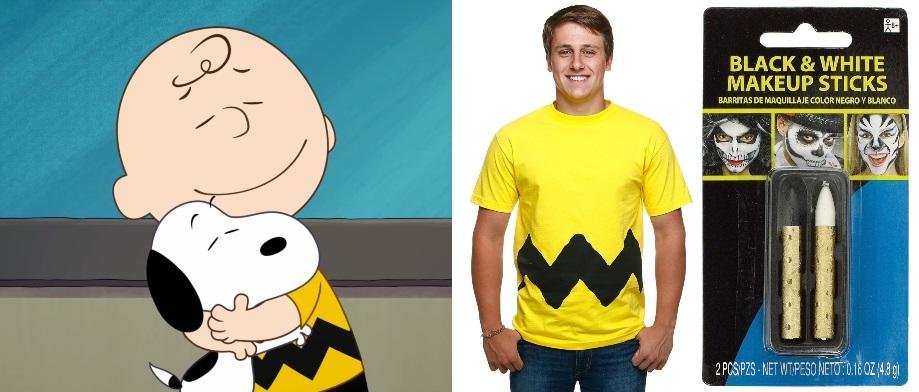 Disfraces de Charlie Brown