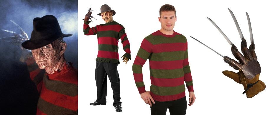 5. Disfraces de Freddy Krueger