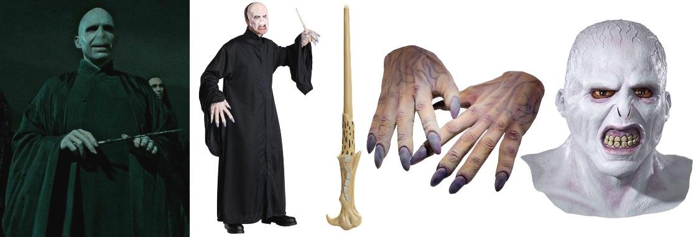 12. Disfraces de Voldemort