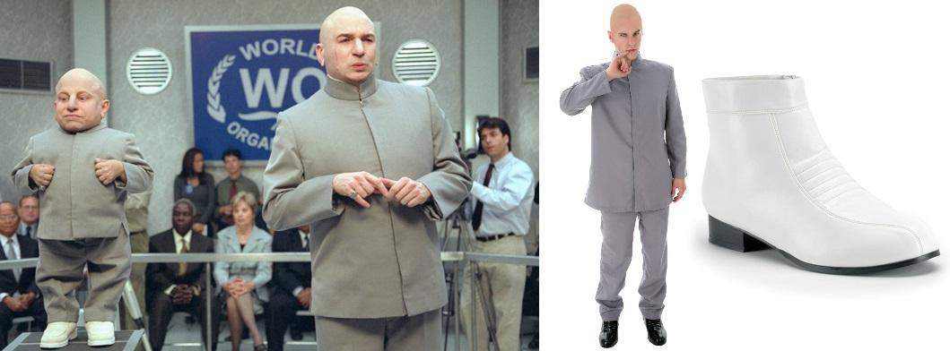 15. Disfraces de Dr. Evil