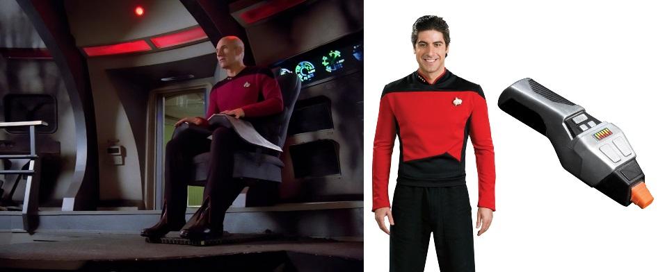 17. Disfraces de Picard