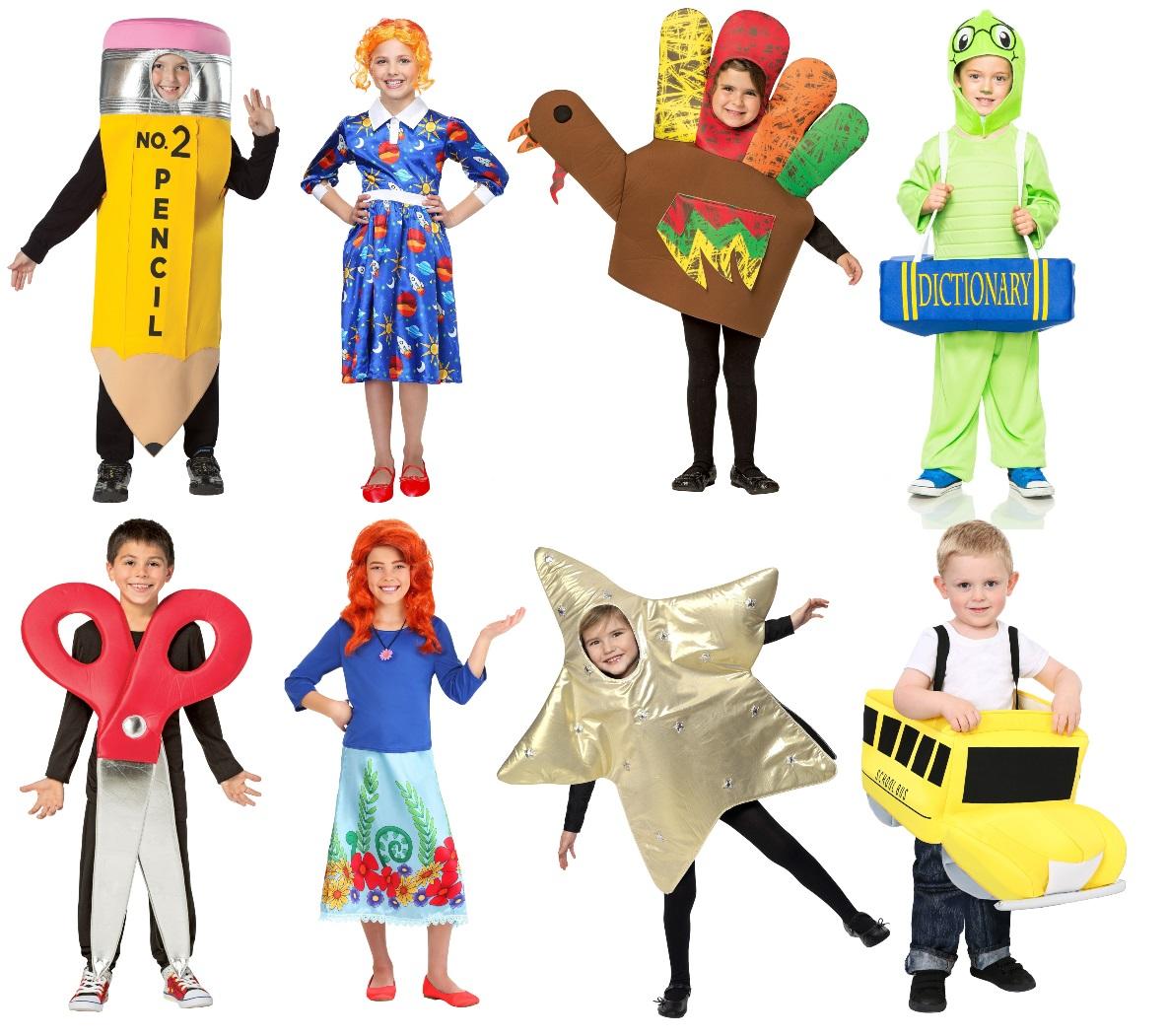 Otros trajes escolares