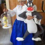 disfraz abuelita piolin – El más…