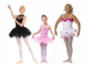 El mejor top de disfraz bailarina…