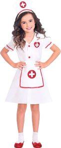 El mejor top de disfraz enfermera…