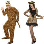 El mejor top de disfraz guepardo…
