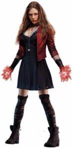 Top: Los mejores disfraz bruja escarlata…