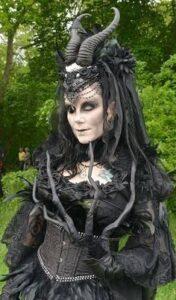 Top: Los mejores disfraz bruja gotica…
